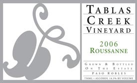 TCroussanne06 syrah rousanne paso robles gamay chardonnay burgundy beaujolais 