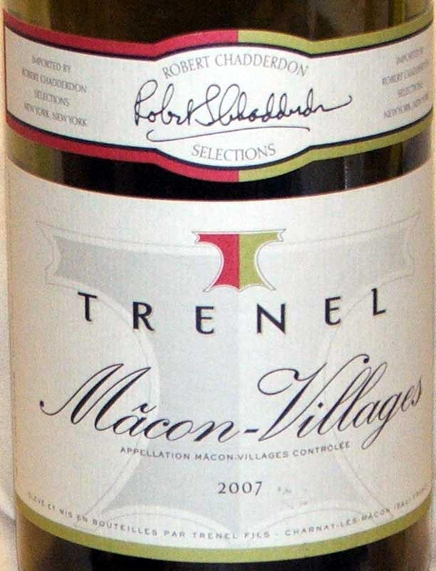 trenel MV 07 syrah rousanne paso robles gamay chardonnay burgundy beaujolais 